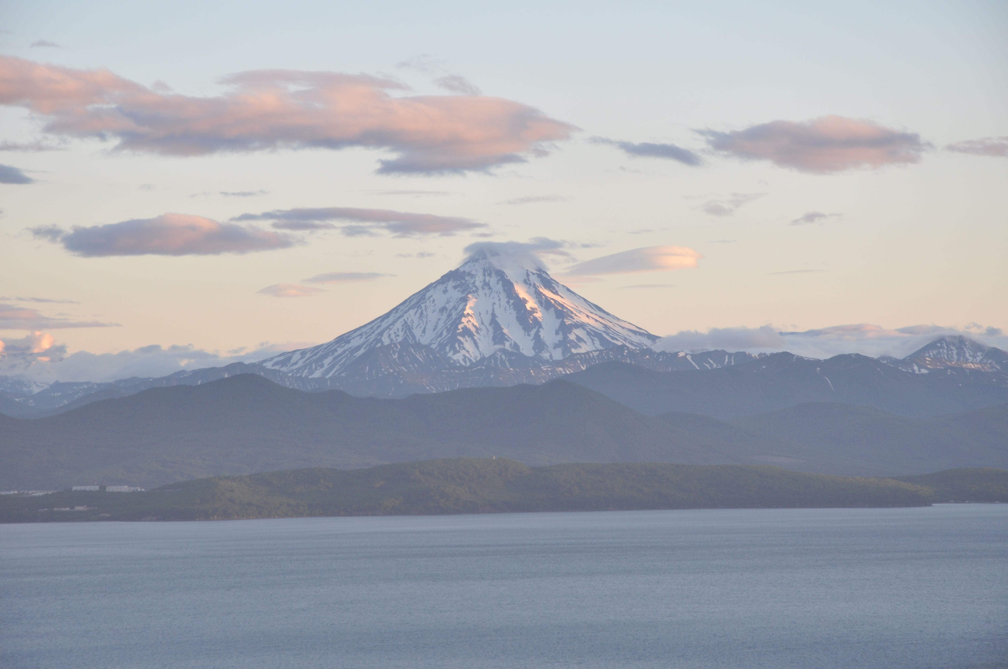 Вилючинский вулкан. Камчатка #kamchatka #volkano #Камчатка #вулканы