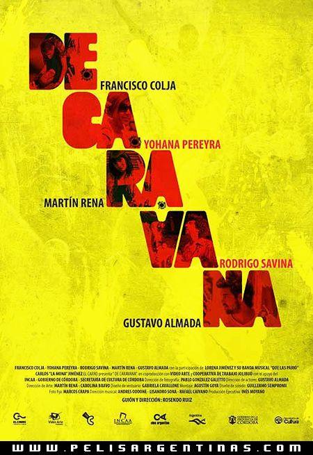 De Caravana Movie Posters Francisco Poster