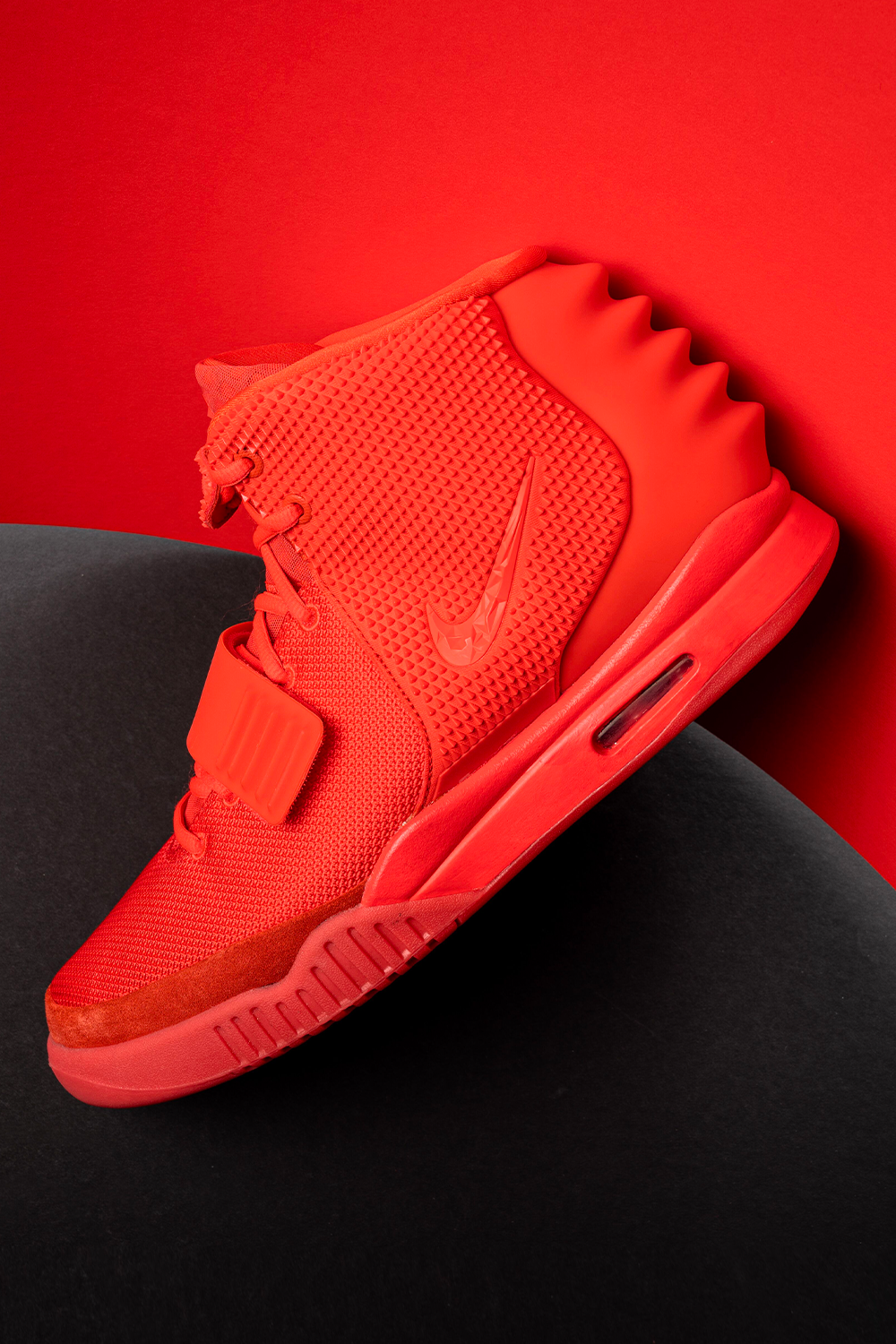 Nike Air Yeezy 2 Sp Red October 508214 660 2014 Air Yeezy Nike Air Shoes Yeezy 2 Red October