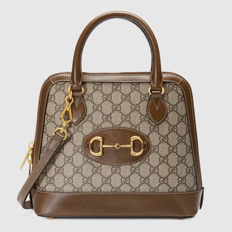 Gucci Gucci Horsebit 1955 Small Top Handle Bag Top Handle Bag Gucci Horsebit Gucci Belt Sizes