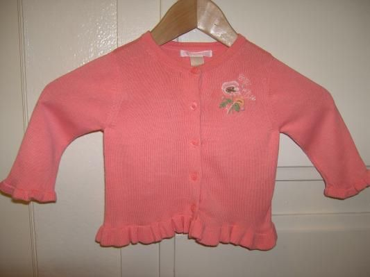 $9.99   3 SH on Yardsellr. Pink Janie and Jack Sweater for Baby ...