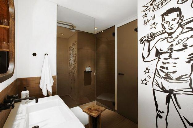 25Hours Hotel HafenCity Interior by Stephen Williams Associates
