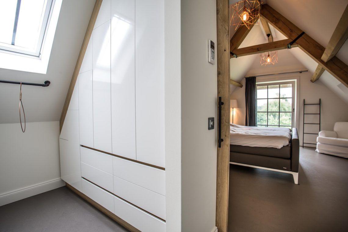 Interieur Oost - Slaapkamer Inloopkast Badkamer - Hoog □ Exclusieve ...