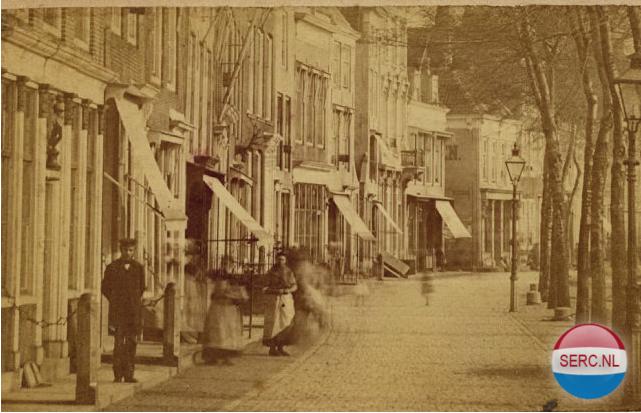 Bellamykade Vlissingen (jaartal: Voor 1900) - Foto's SERC
