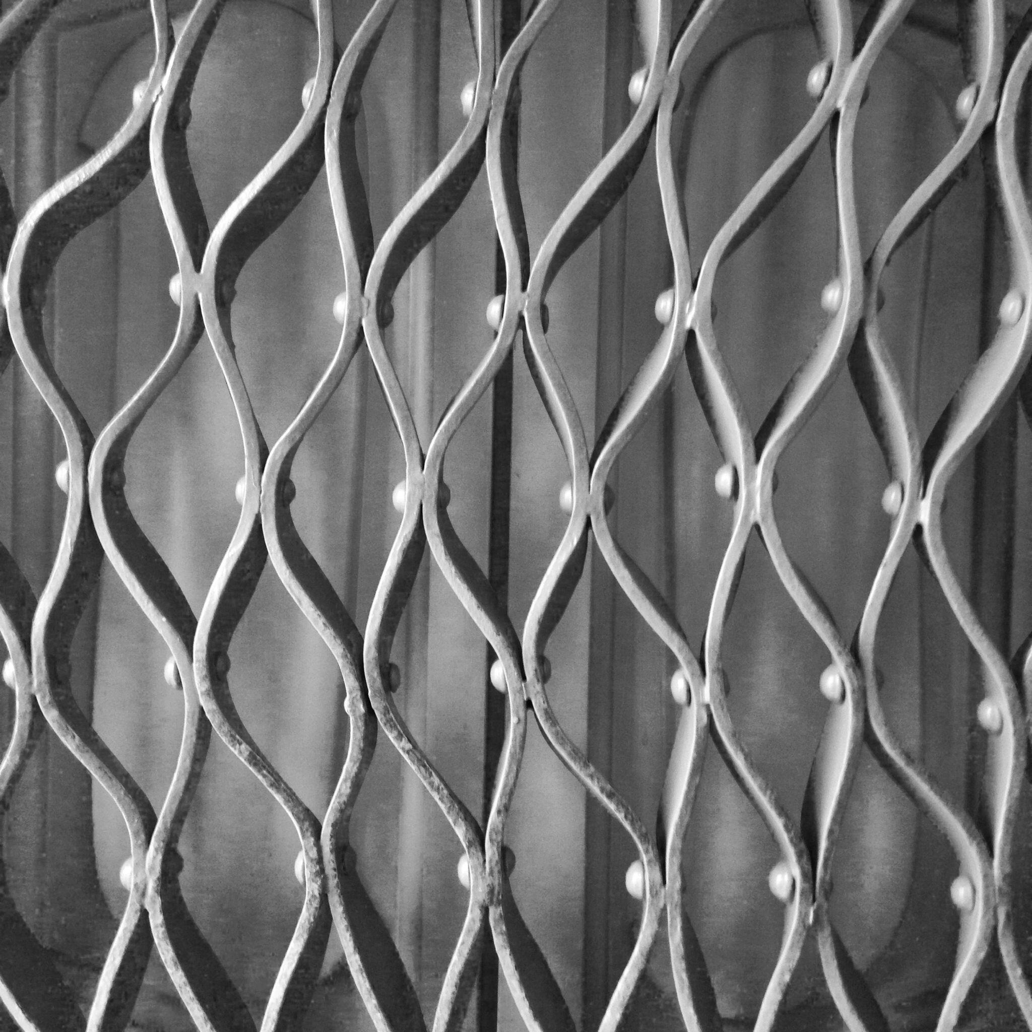 Gaudi ironwork
