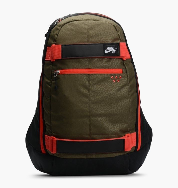 Nike SB EMBARCA Teal Cement Black White Book Bag BA4686-310 Discounted Backpack