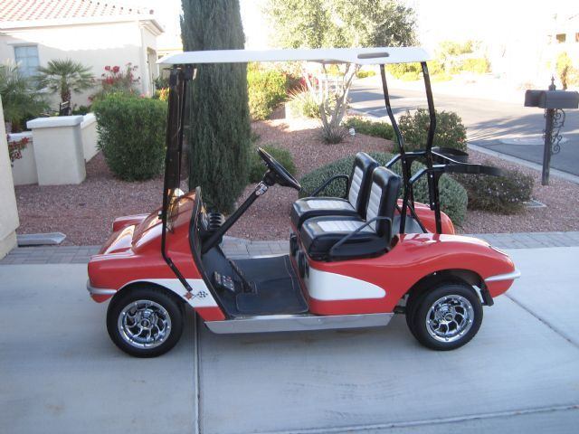 1958 Corvette Golf Cart | GOLF CART | Pinterest | Golf carts ... on historical golf, mario golf, medieval golf, monster golf, indian golf, ghetto golf, jungle golf, halloween golf, great gatsby golf, cartoon golf, military golf, asian golf, old time golf,
