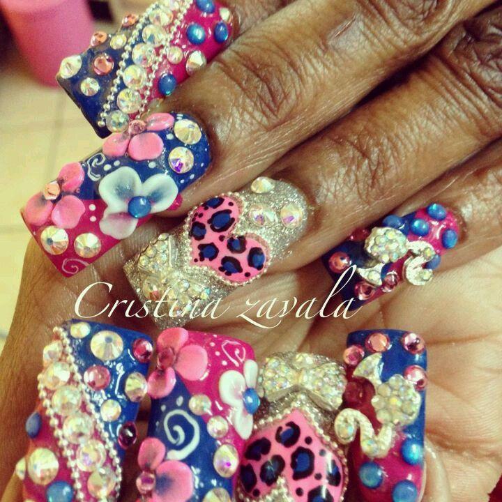 Pin by Laken Beyard on Nails | Pink nails, Elegant nails