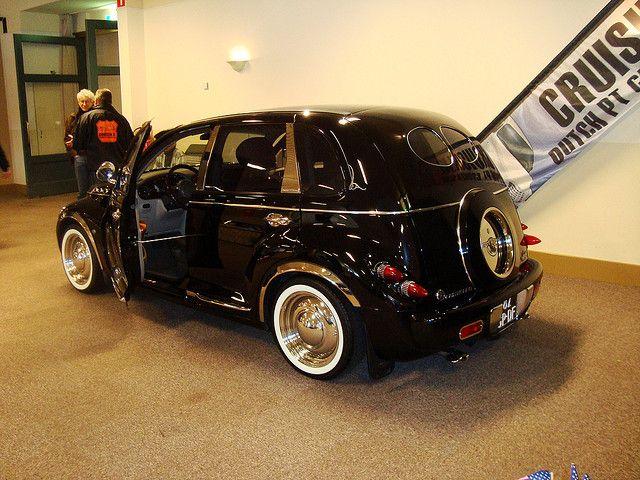 2001 Chrysler Pt Cruiser Retro Tuned Chrysler Pt Cruiser
