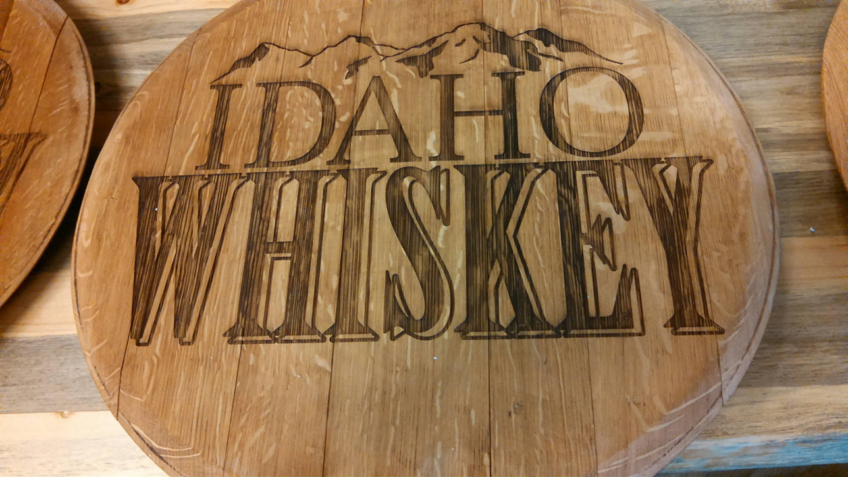 Idaho Whiskey Barrel Heads 105 Barrel Heads Buy Online Or At