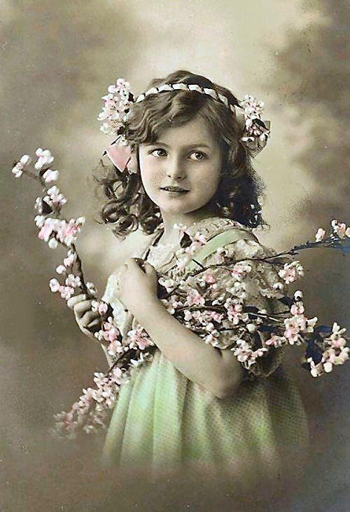 День, старинные фотографии детей открытки