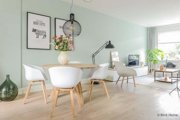 Binnenkijken Wonen Groen : Binnenkijken bij tessa scandinavisch wonen met pastels mb