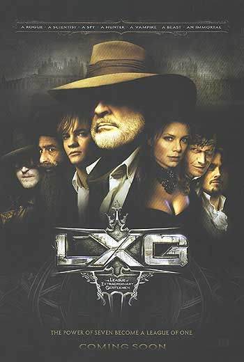 The League Of Extraordinary Gentlemen Stream
