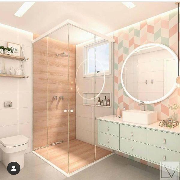 Hayran Kalacağınız 49 Muhteşem Banyo Dekor Örnekleri