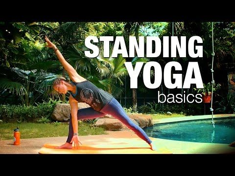 standing yoga basics yoga class  five parks yoga