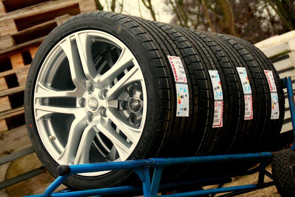Ebay Sponsored Vw T5 20 Zoll Mam Rs2 Alufelgen Felgen Sommerrader 275 35 Reifen Et45 5x120 Felgen Alufelgen Vw T