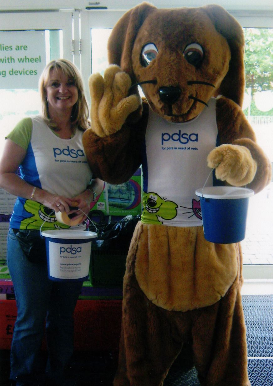 A Big Thank You To Asda For Continuing To Support Pdsa By