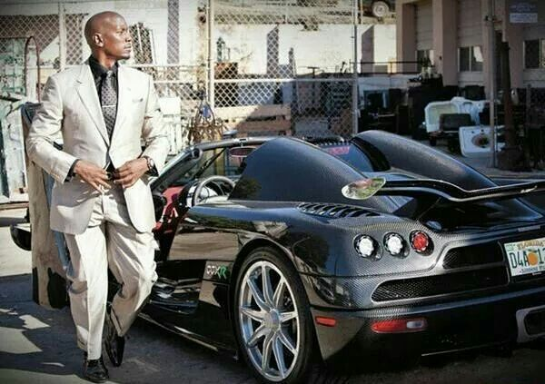 Tyrese Koenigsegg Fast And Furious Cars Movie
