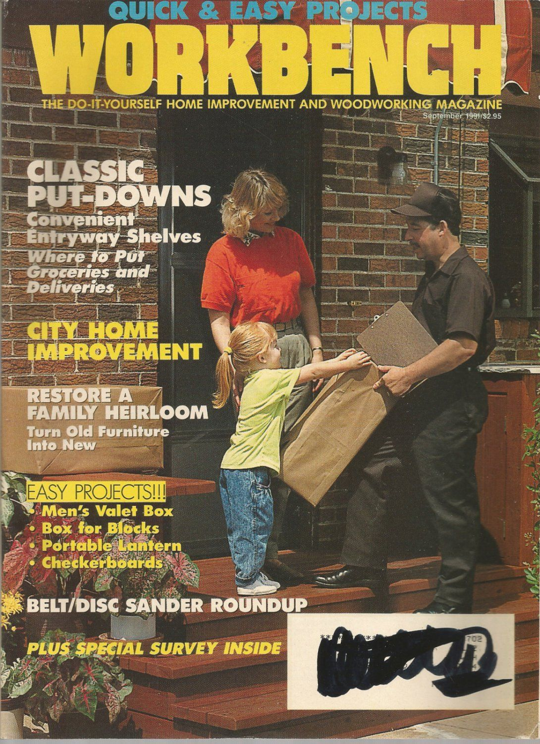 Workbench Magazine The Do It Yourself Home Improvment And