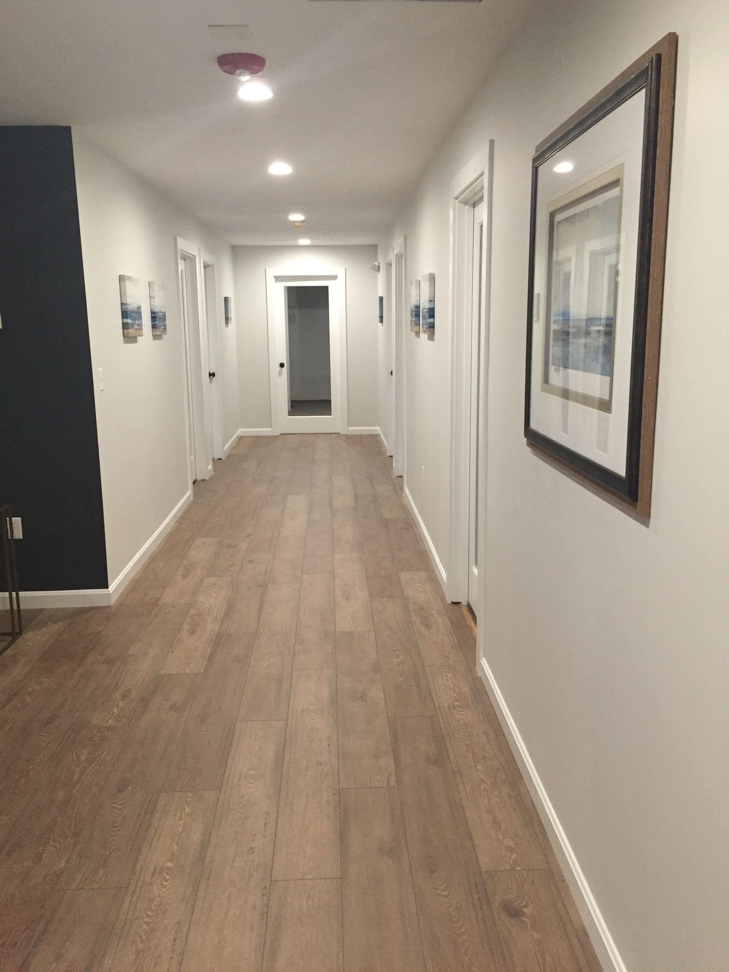 Office hallway benjamin moore paperwhite home decor colors in 2019 pinterest benjamin for Living room and hallway paint colors