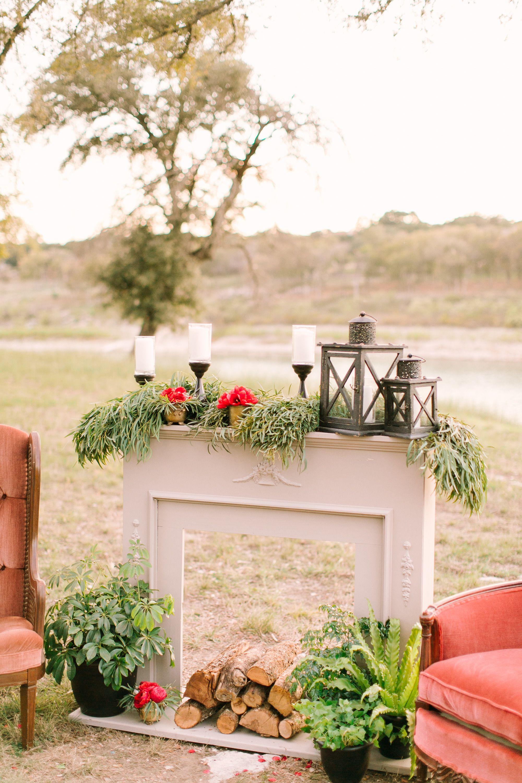 Lakeside Winter Wedding Inspiration Rustic Wedding Ideas