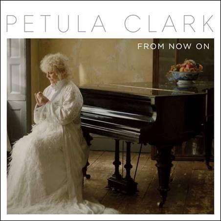 STILL HOT: soultrainonline.de - REVIEW: Petula Clark – From Now On (WMW Recordings/BMG Rights Management/ADA)!