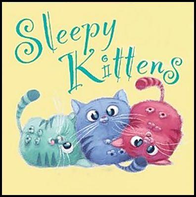 Three Little Kittens By Magicpixiegirl On Deviantart Sleepy Kitten Little Kittens Despicable Me