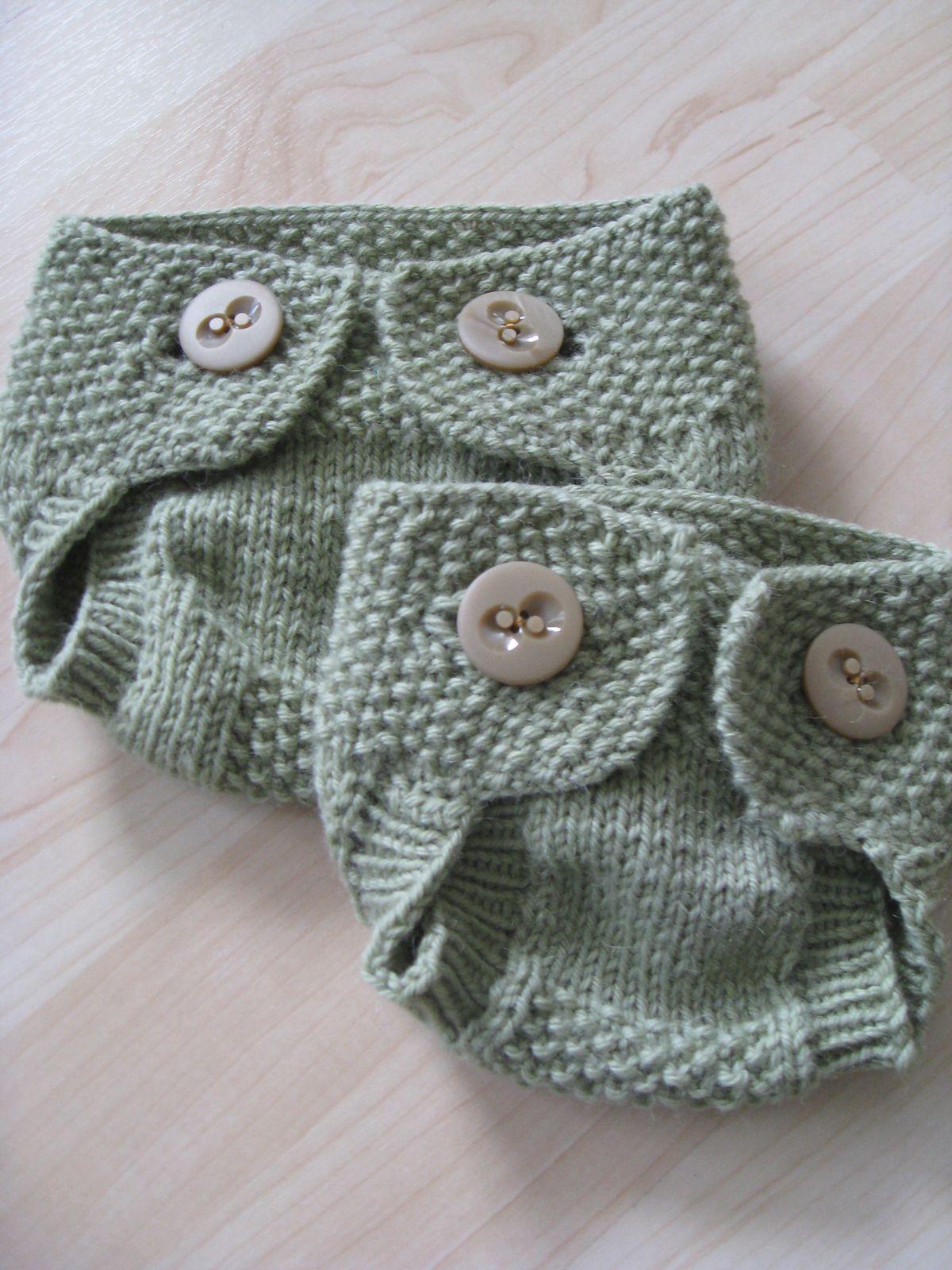 Little Seedling Soaker By Christine Blyden - Free Knitted Pattern ...