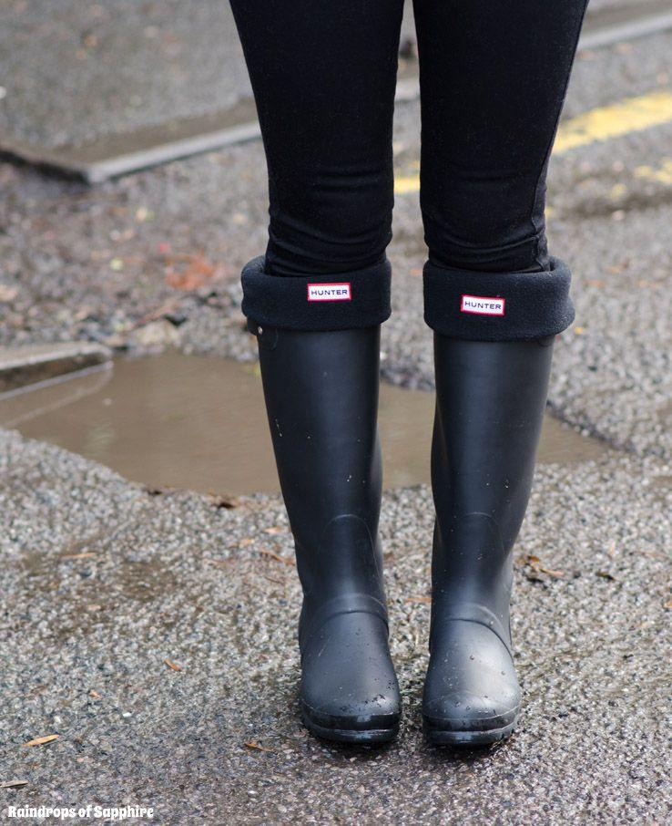 Black - Jeans – Exact, Gilet – Similar, Hoody – Similar, Wellies – Exact