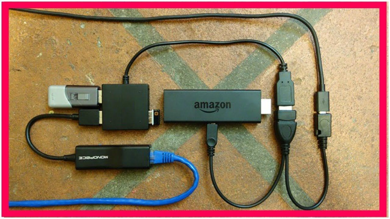 Turn A Amazon Fire Tv Stick Into A Fire Tv Fire Stick Modification Fire Tv Stick Amazon Fire Stick Amazon Fire Tv Stick