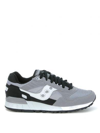 SAUCONY Sneaker Saucony Modello Shadow 5000 In Suede E Nylon Grigio. #saucony #shoes #https: