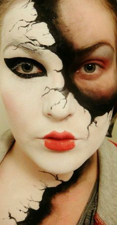 Halloween Makeup Ideas For Creepiest Halloween 2015 With Images