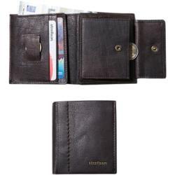 Photo of Strellson men's wallet, genuine leather, brown Strellson