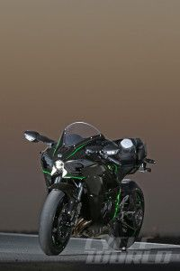 FIVE FAST FACTS: 2015 Kawasaki Ninja H2/H2R What our Road Test Editor learned while hot lapping these supercharged Kawasakis at the Losail track in Qatar. news   track These Test Supercharged Road Qatar Ninja Losail Learned Kawasaki's Kawasaki hotlapping H2/H2R Five FAST Facts Editor 2015