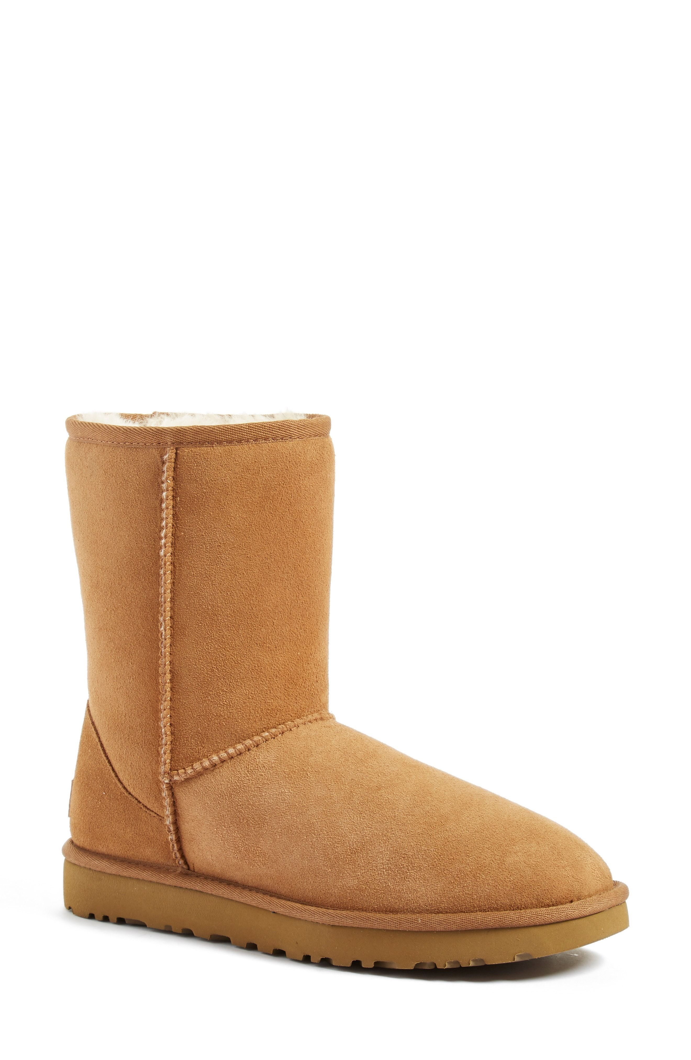 8db54852c95 UGG®  Classic II  Genuine Shearling Lined Short Boot available at  Nordstrom