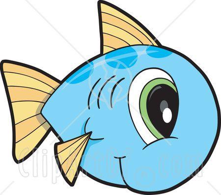 Baby Fish Uv Fish Clipart Cute Fish Fish Vector