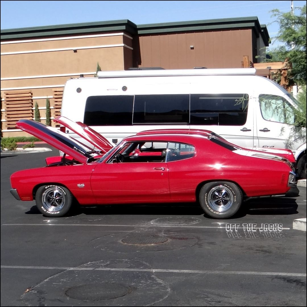 Here Is A 1970 Chevy Chevelle Lasvegas Carshow Musclecar