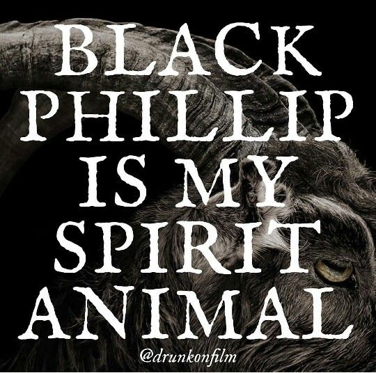 The Witch Black Phillip Black Phillip Black Magick The Vvitch