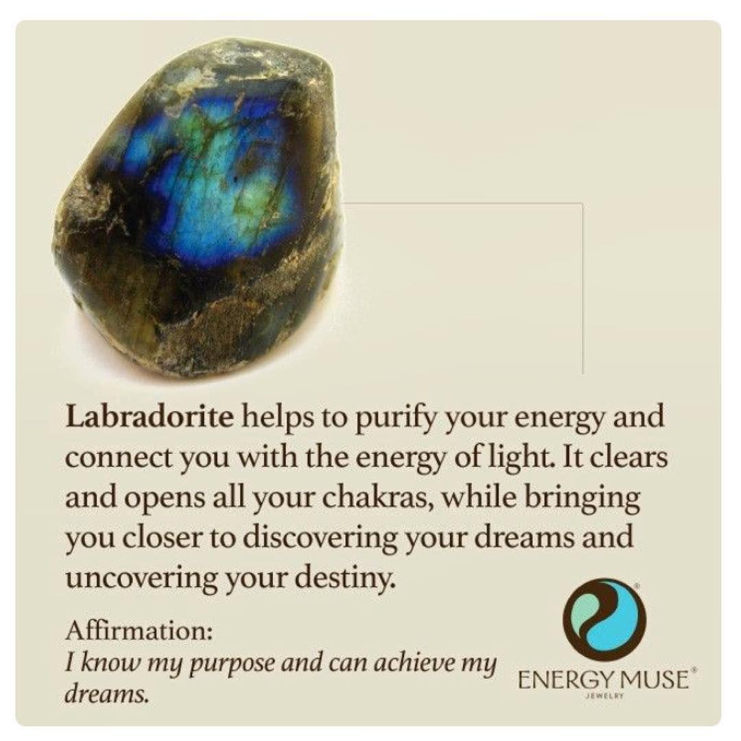 Labradorite By Energy Muse Gem Livingstone Crystal
