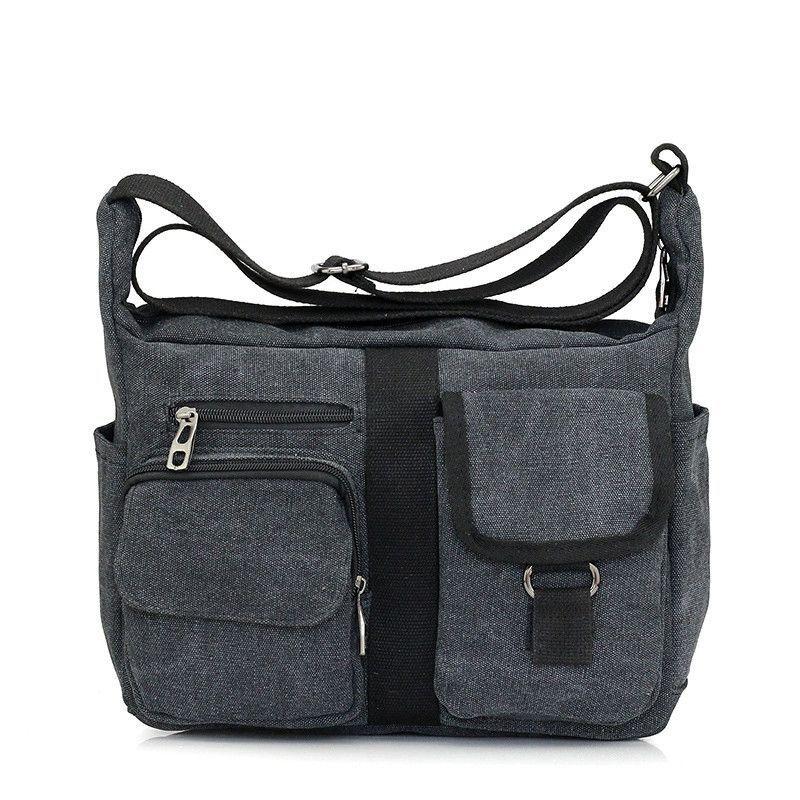 2016 men's travel bag canvas men messenger bag brand men's bag vintage style briefcase,Travel Shoulder bag