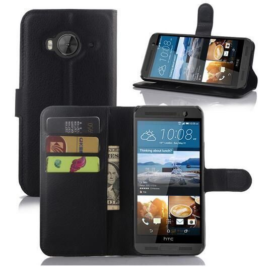 buy online 7f6fd c1a46 7.85AUD - Mn Wallet Holder Leather Pouch Case Cover For Htc One Me ...