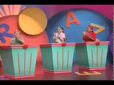 Barney & Friends What's In A Name Season 5, Episode 18) [DVD