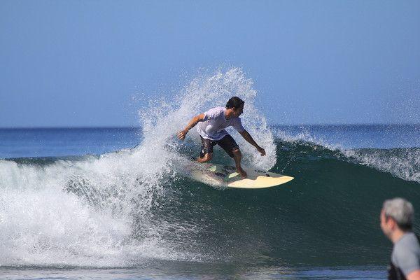 Safari Surf Instructor, Nico