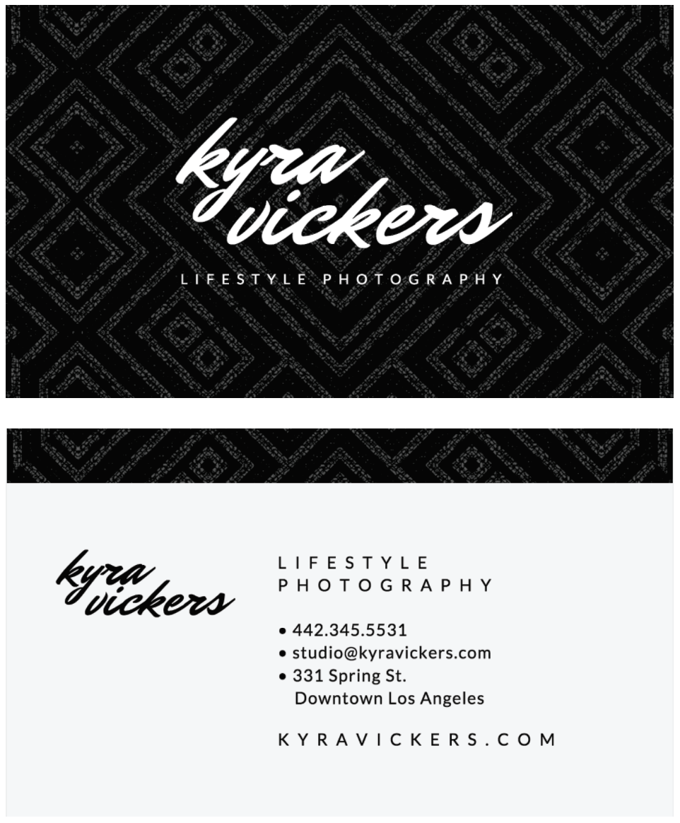 Business card design 50 awesome examples to inspire you business business card design 50 awesome examples to inspire you reheart Image collections