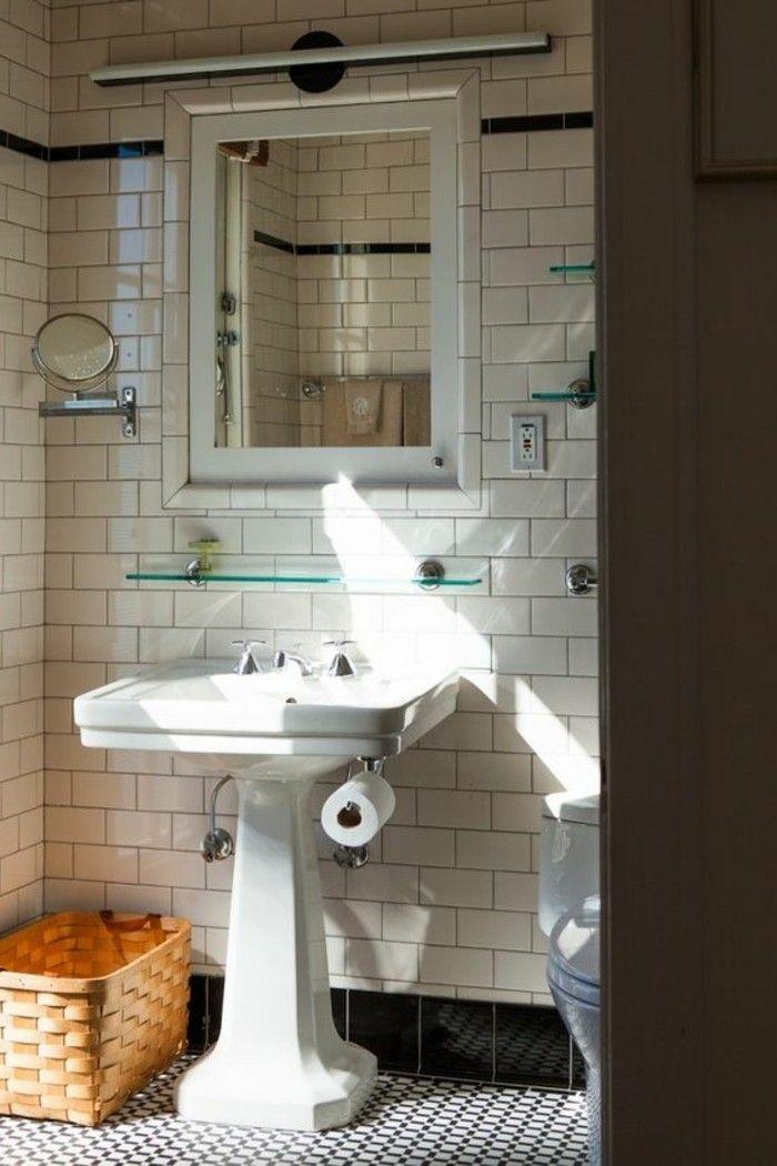 Choisissez un joli lavabo retro pour votre salle de bain Miami