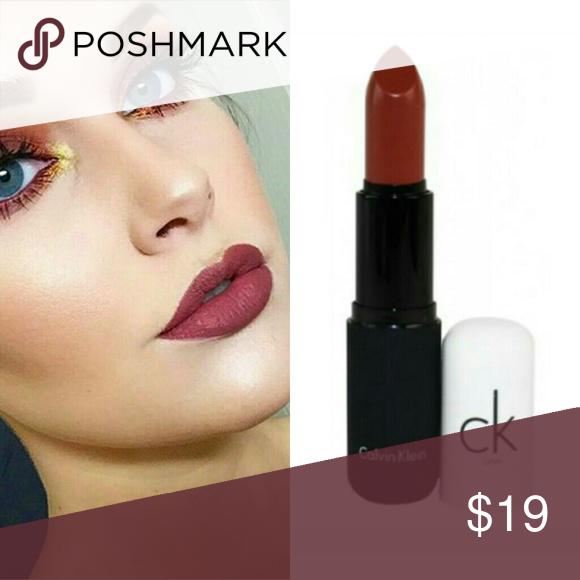 bra kvalitet bästa pris 50% rabatt HP💥CK Lipstick Goegeous color in Smooch. Hydrating long lasting ...