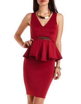MARSALA Inspired Fashion Options - Wear the #ColoroftheYear