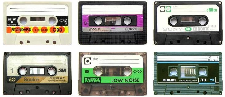 |tapes|