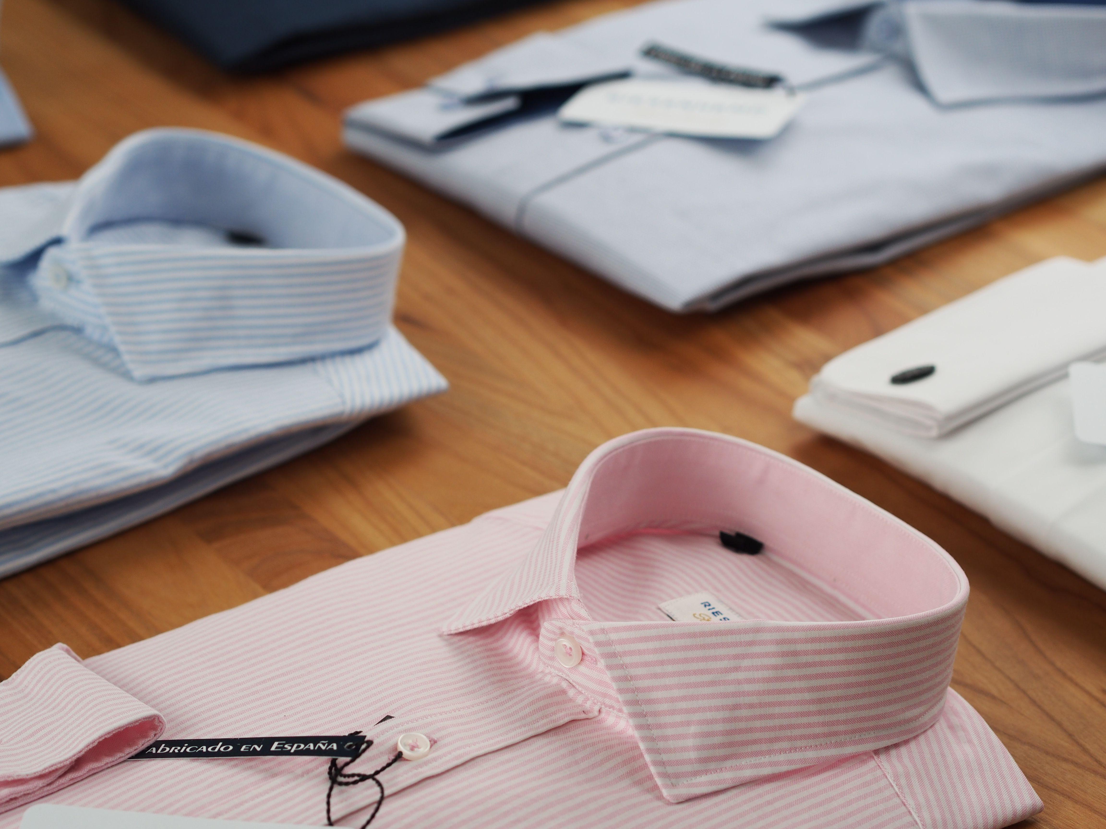 Riesenhemd Hamburg öffnet seinen Online-Shop. Herren Hemden mit extra langem Arm für Männer über 1,90 Meter