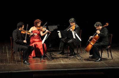 Il Quartetto delle Marche l8 maggio al Flaiano di Pescara